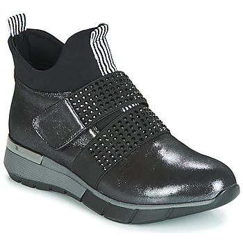 Shoes Women High top trainers Metamorf'Ose FAGNO Black