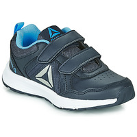 Shoes Boy Low top trainers Reebok Sport REEBOK ALMOTIO 4.0 Marine