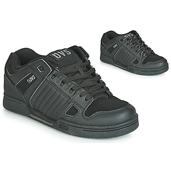 Shoes Men Low top trainers DVS CELSIUS Black