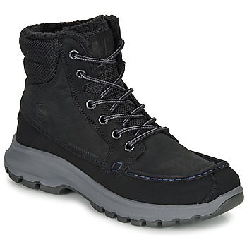 Shoes Men Snow boots Helly Hansen GARIBALDI V4 Black