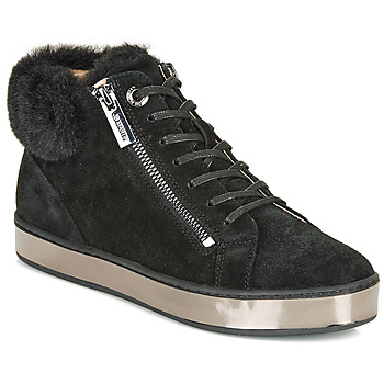 Shoes Women High top trainers JB Martin IMPI Black