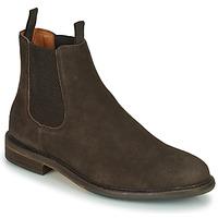 Shoes Men Mid boots Schmoove PILOT-CHELSEA Brown