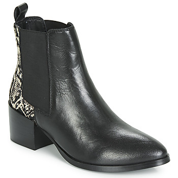 Shoes Women Ankle boots Ravel SAXMAN Black