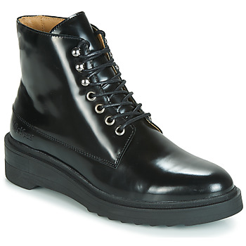 Shoes Women Mid boots Kickers ADHEMAR Black