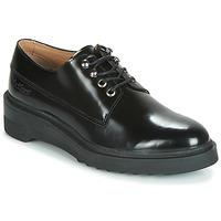 Shoes Women Derby shoes Kickers ALDARIC Black