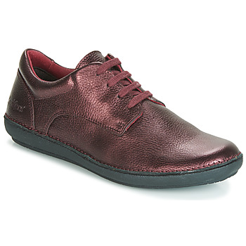 Shoes Women Derby shoes Kickers FOWFO Violet