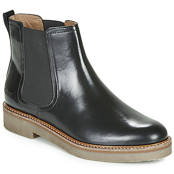 Shoes Women Mid boots Kickers OXFORDCHIC Black
