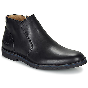 Shoes Men Mid boots Kickers MILOU Black