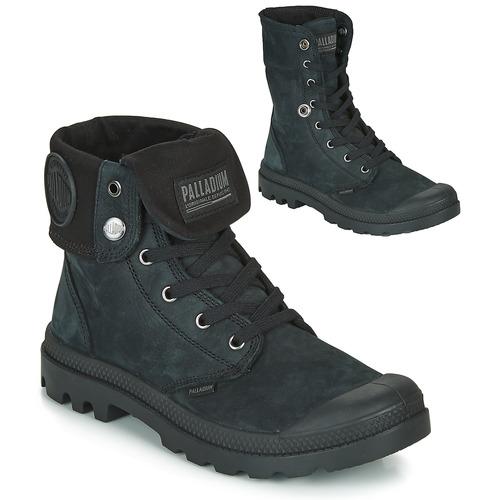 Shoes Mid boots Palladium PAMPA BAGGY NBK Black