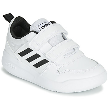 Shoes Children Low top trainers adidas Performance VECTOR C White / Black