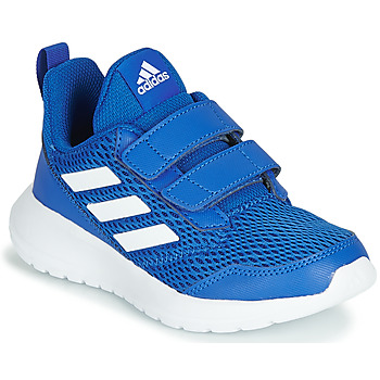 Shoes Boy Low top trainers adidas Performance ALTARUN CF K Blue