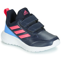 Shoes Girl Low top trainers adidas Performance ALTARUN CF K Marine / Pink