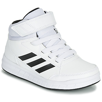 Shoes Children High top trainers adidas Performance ALTASPORT MID K White / Black