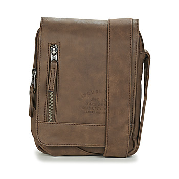 Bags Men Pouches / Clutches Rip Curl LEAZARD POUCH Brown
