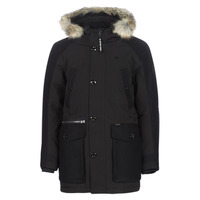 material Men Parkas G-Star Raw VODAN PADDED HDD PM PARKA Black
