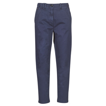 material Women chinos G-Star Raw PAGE BF CHINO WMN Blue