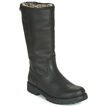 Shoes Women Boots Panama Jack BAMBINA Black
