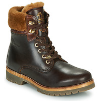 Shoes Women Mid boots Panama Jack PANAMA Brown