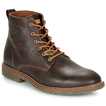 Shoes Men Mid boots Panama Jack GLASGOW Brown