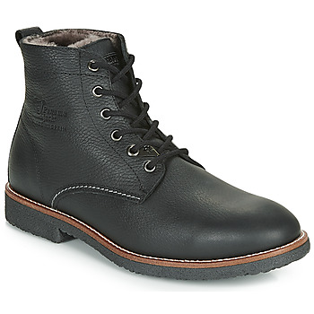 Shoes Men Mid boots Panama Jack GLASGOW Black