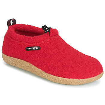 Shoes Women Slippers Giesswein VENT Red