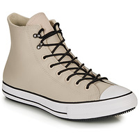Shoes High top trainers Converse CHUCK TAYLOR ALL STAR WINTER LEATHER BOOT HI Beige