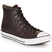 Shoes High top trainers Converse CHUCK TAYLOR ALL STAR WINTER LEATHER BOOT HI Brown
