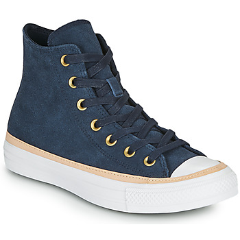 Shoes High top trainers Converse CHUCK TAYLOR ALL STAR VACHETTA LEATHER HI Blue