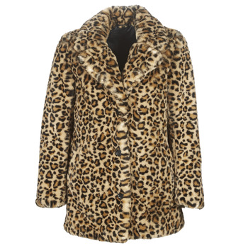 material Women coats Oakwood USER Leopard