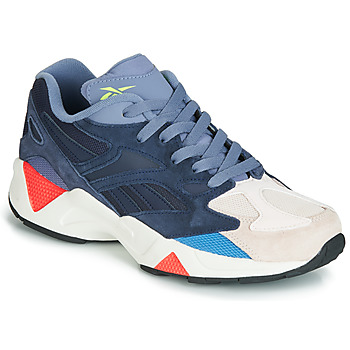 Shoes Low top trainers Reebok Classic AZTREK 96 Grey / Blue