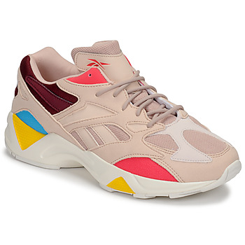 Shoes Women Low top trainers Reebok Classic AZTREK 96 Nude