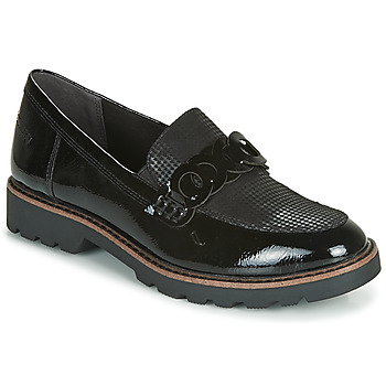 Shoes Women Loafers Tamaris BADAM Black