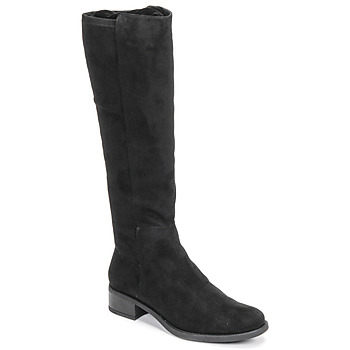 Shoes Women Boots Unisa ELIZA Black