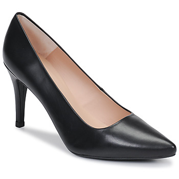 Shoes Women Court shoes Unisa TOLA Black