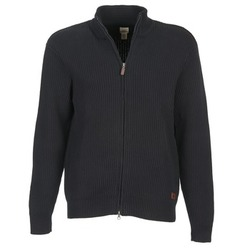 material Men Jackets / Cardigans Dockers NEW FULL ZIP Black