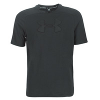 material Men short-sleeved t-shirts Under Armour UNSTOPPABLE MOVE TEE Black