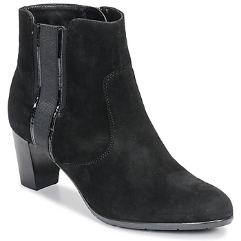 Shoes Women Ankle boots Ara 43413-73 Black