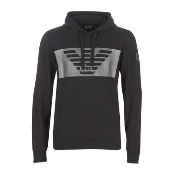 material Men sweaters Emporio Armani EA7 6GPM56-PJ05Z-1202 Black