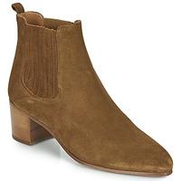 Shoes Women Ankle boots Jonak DEBINA Cognac