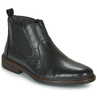 Shoes Men Mid boots Rieker DANE Black