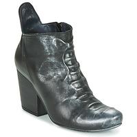 Shoes Women Ankle boots Papucei LYLIENE BLACK Black