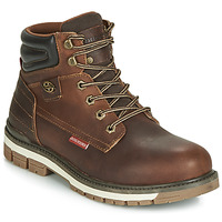Shoes Men Mid boots Dockers by Gerli HILYES Brown