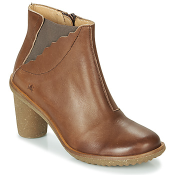 Shoes Women Ankle boots El Naturalista TRIVIA Brown