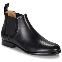 Shoes Women Mid boots Melvin & Hamilton SALLY Black