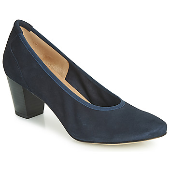 Shoes Women Court shoes Perlato 10362-CAM-RIVER Blue