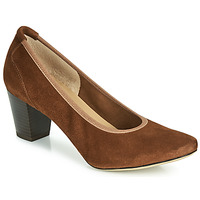 Shoes Women Court shoes Perlato 10362-CAM-COGNAC Cognac