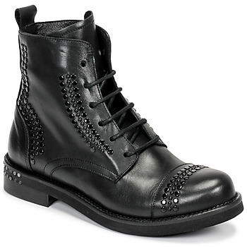 Shoes Women Mid boots Mimmu MARKO Black