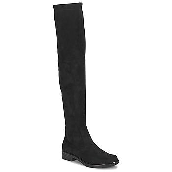 Shoes Women High boots Caprice LITIA Black