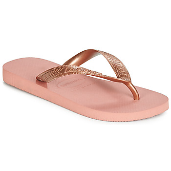 Shoes Women Flip flops Havaianas TOP TIRAS Pink