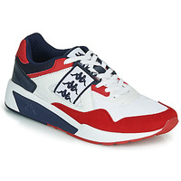 Shoes Men Low top trainers Kappa BARSEL 2 White / Red